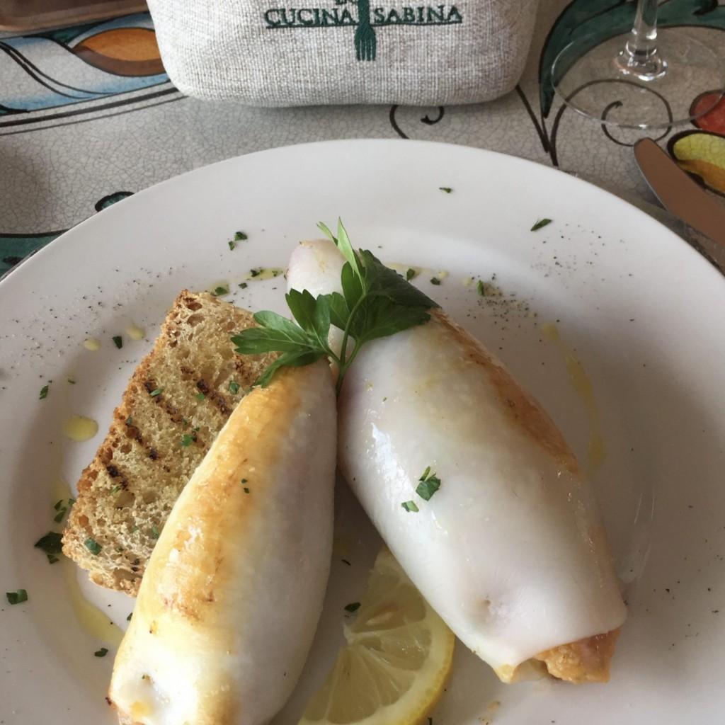 La Cucina Sabina Recipe